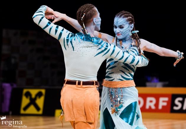 Renata Lusin - Valentin Lusin - Vize-Weltmeister WM Show Dance Standard 2018 WDSF PD
