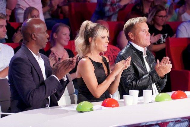 Supertalent-Jury 2018 - Bruce Darnell, Sylvie Meis, Dieter Bohlen