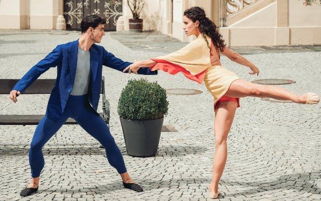 Tänzer Neujahrskonzert 2019 Wiener Philharmoniker Davide Dato und Alice Firenze