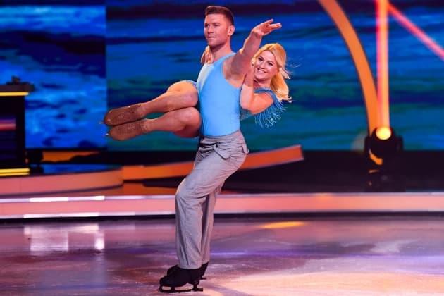Aleksandra Bechtel – Matti Landgraf bei Dancing on Ice am 27.1.2019