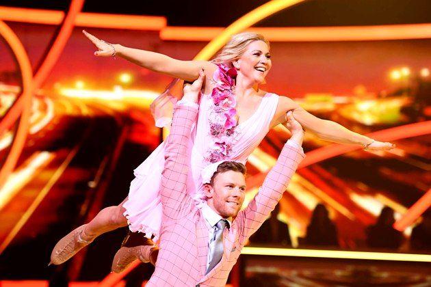 Ausgeschieden bei Dancing on Ice am 13.1.2019 Aleksanda Bechtel - Matti Landgraf