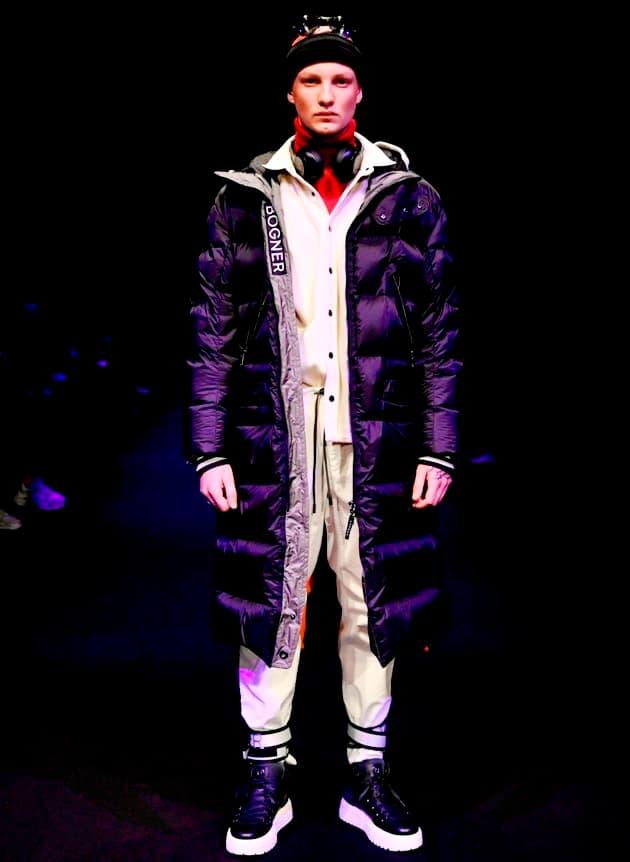 Bogner Ski- und Wintermode 2020 - MBFW zur Fashion Week Berlin Januar 2019 - 01
