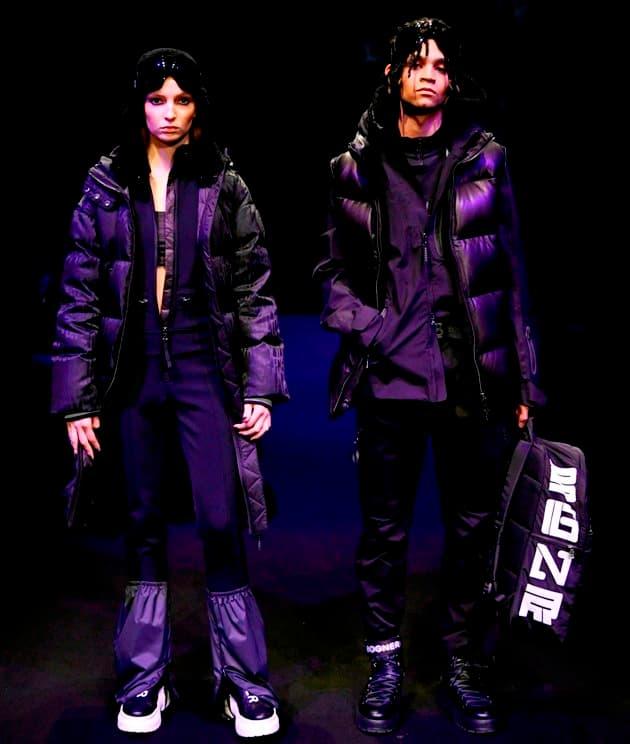 Bogner Ski- und Wintermode 2020 - MBFW zur Fashion Week Berlin Januar 2019 - 10