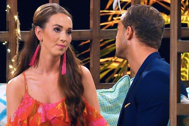 Christina und Andrej beim Bachelor am 30.1.2019