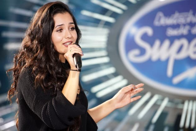 DSDS am 22.1.2019 - Kandidatin Tiare Nasser