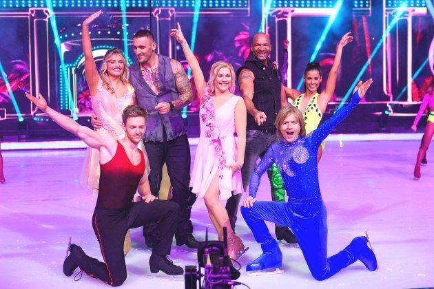 Dancing on Ice am 13.1.2019 Jury-Punkte, Songs, wer ausgeschieden ist
