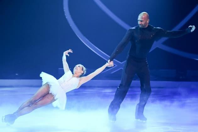 Detlef D Soost – Katharina Kat Rybowski - ausgeschieden bei Dancing on Ice am 27.1.2019