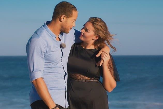 Ernestine und Andrej beim Bachelor am 23.1.2019