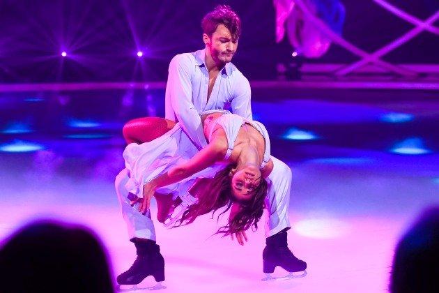 Joti Polizoakis - Sarah Lombardi bei Dancing on Ice am 27.1.2019 wahrscheinlich wieder dabei