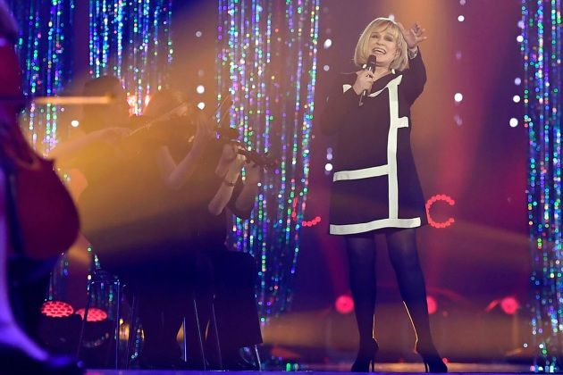 Mary Roos bei den Schlager-Champions am 12.1.2019
