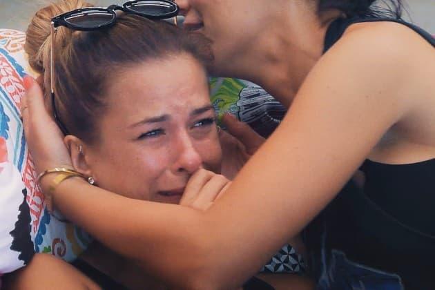 Nadine weint beim Bachelor aam 23.1.2019