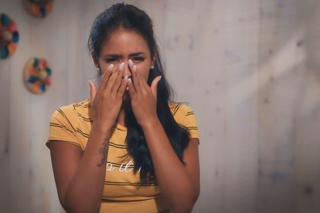 Nathalia weint beim Bachelor am 23.1.2019