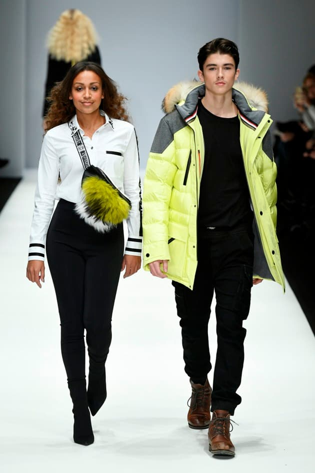 Sportalm Wintermode 2010 zur MBFW Fashion Week Berlin Januar 2020 - 2