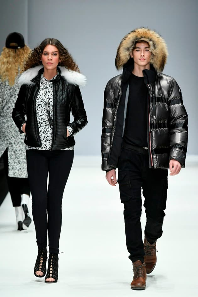 Sportalm Wintermode 2010 zur MBFW Fashion Week Berlin Januar 2020 - 3