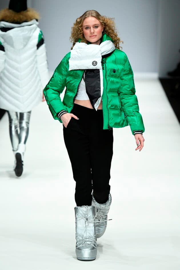 Sportalm Wintermode 2010 zur MBFW Fashion Week Berlin Januar 2020 - 6