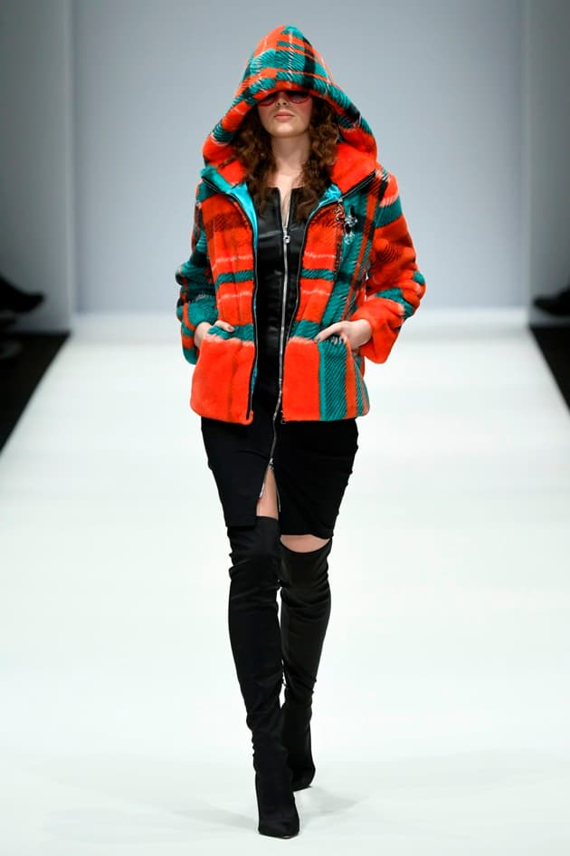 Sportalm Wintermode 2010 zur MBFW Fashion Week Berlin Januar 2020 - 7