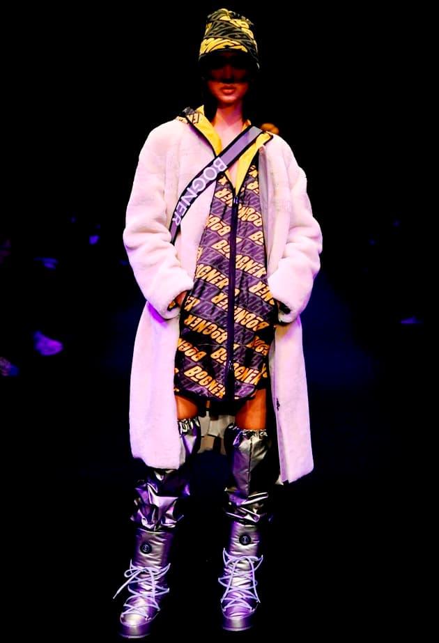 Teddy-Mantel für Damen von Bogner Wintermode 2020