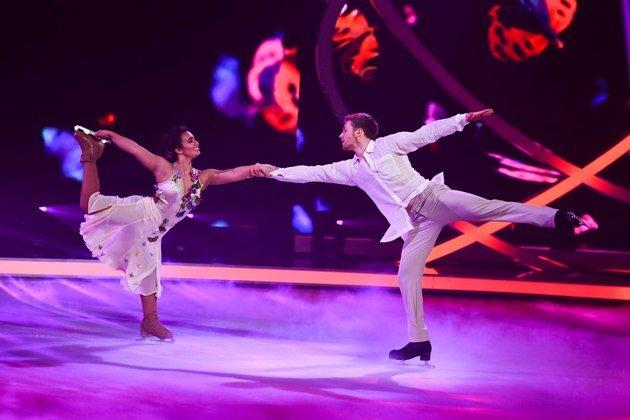 Timur Bartels -Amani Fancywieder die Besten bei Dancing on Ice am 20.1.2019