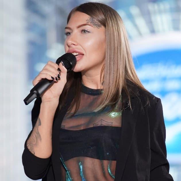 Toni Antonia Komljen bei DSDS am 22.1.2019