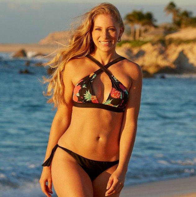 Vanessa Bachelor 2019 Kandidatin im Bikini