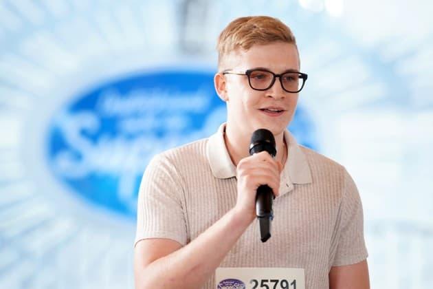 Alexander Zankl bei DSDS 2019 am 9.2.2019