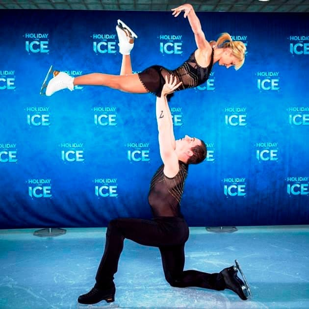 Aljona Savchenko - Bruno Massot Höhepunkt bei Dancing on Ice am 3.2.2019