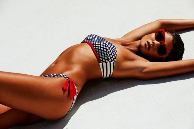 Andres Sarda Bikini Bademode 2019, Modell Wakaya