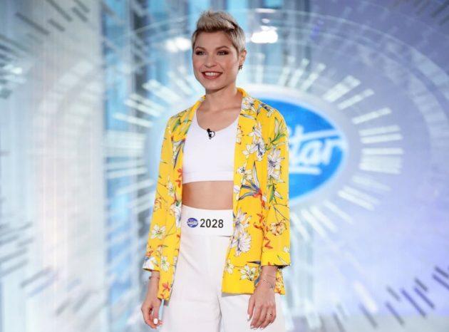 Anna Mirani - Kandidatin bei DSDS am 23.2.2019