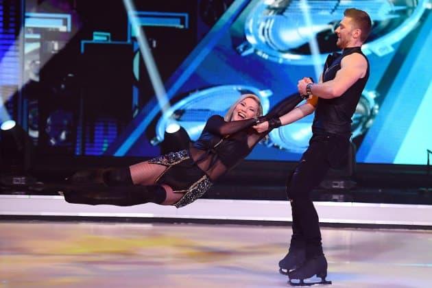 Ausgeschieden bei Dancing on Ice am 3.2.2019 - Aleksandra Bechtel - Matti Landgraf