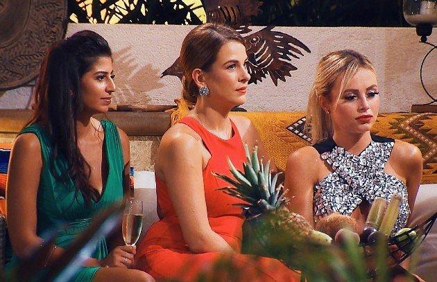 Bachelor 6.2.2019 Eva, Nadine und Jade