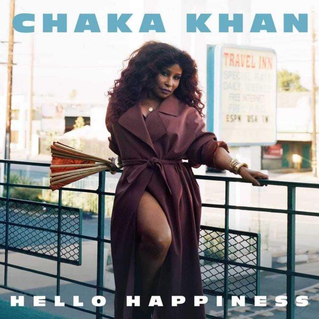 Chaka Khan - Neues Album Hello Happiness veröffentlicht
