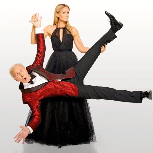 Dancing Stars 2019 mit Mirjam Weichselbraun und Klaus Eberhartinger