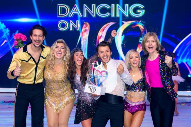 Dancing on Ice 2019 Finale am 10.2.2019 - alle Finalisten