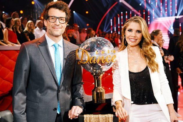 Daniel Hartwich und Victoria Swarovski - Moderatoren Let's dance 2019