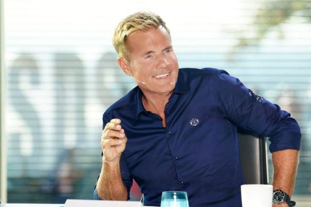 Dieter Bohlen beim Casting von DSDS 2019
