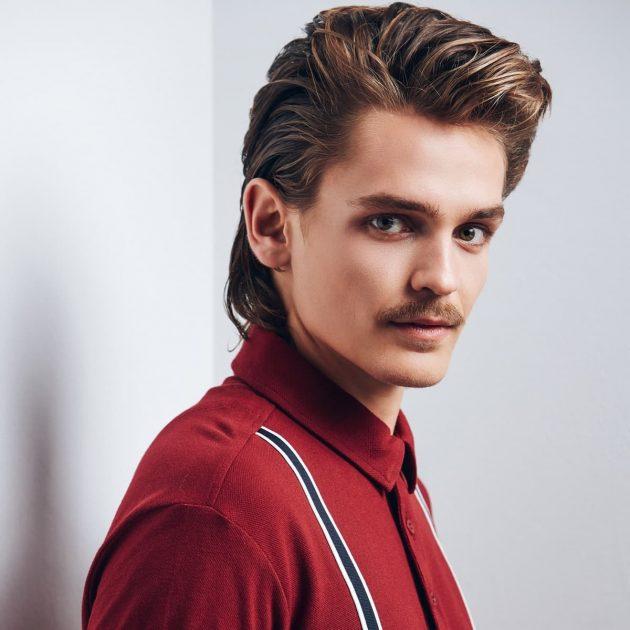 Frisuren 2019 Herren - New Vokuhila