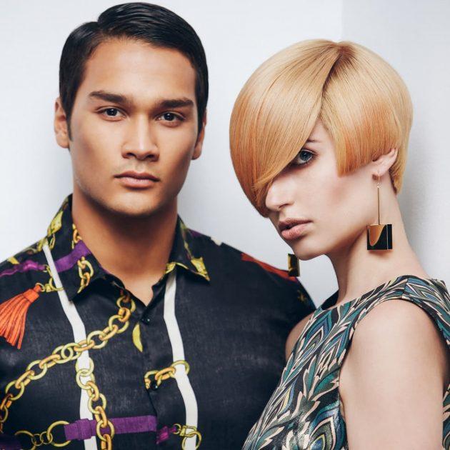 Frisuren-Trends 2019 für Männer und Frauen - kurze Haare