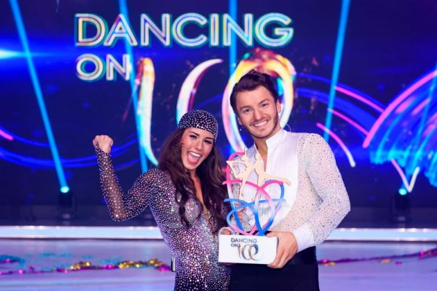 Gewinner Dancing on Ice 2019 Sarah Lombardi - Joti Polizoakis