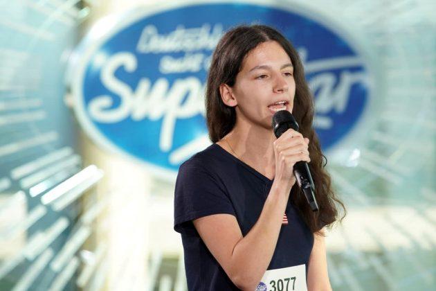Jasmina Ramovic - Kandidatin bei DSDS am 23.2.2019