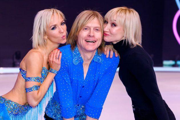 John Michael Kelly, Annette Dytrt und Aljona Savchenko - Publikumslieblinge Dancing on Ice 2019