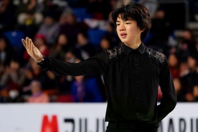 Junhwan Cha aus Südkorea 2019