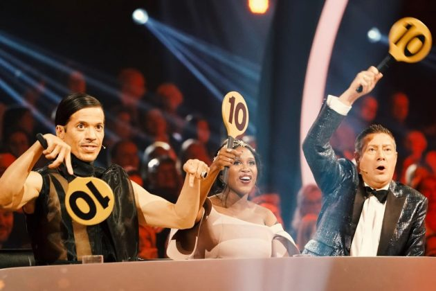 Jury Let's dance 2019 Jorge Gonzalez, Motsi Mabuse, Joachim Llambi