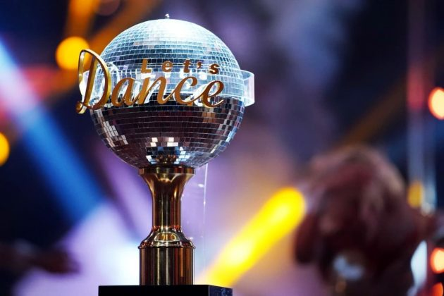 Let's dance 2019 - Pokal für die Sieger