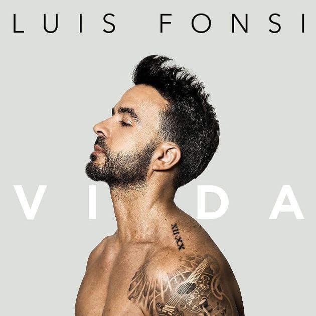 Luis Fonsi - Album Vida mit allen bekannten Hits veröffentlicht
