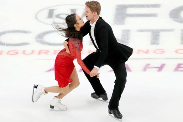 Madison Chock - Evan Bates - 4 Continents Championships 2019
