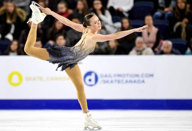 Mariah Bell - 4 Continents Championships 2019