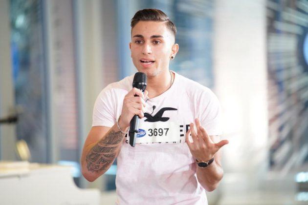 Severious Serkis Esen - Kandidat bei DSDS am 23.2.2019