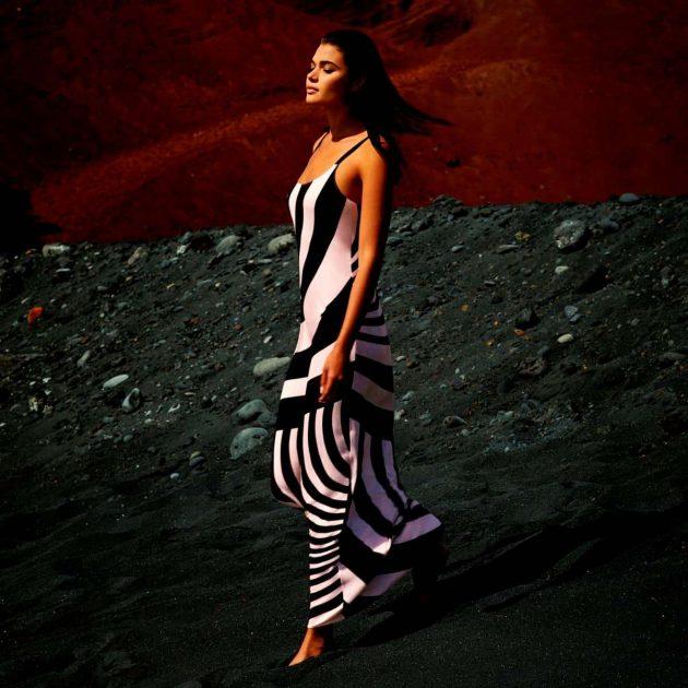 Strandkleid 2019 von Andres Sarda, Modell Belle