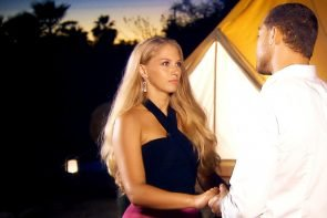 Vanessa und Andrej beim Bachelor am 13.2.2019