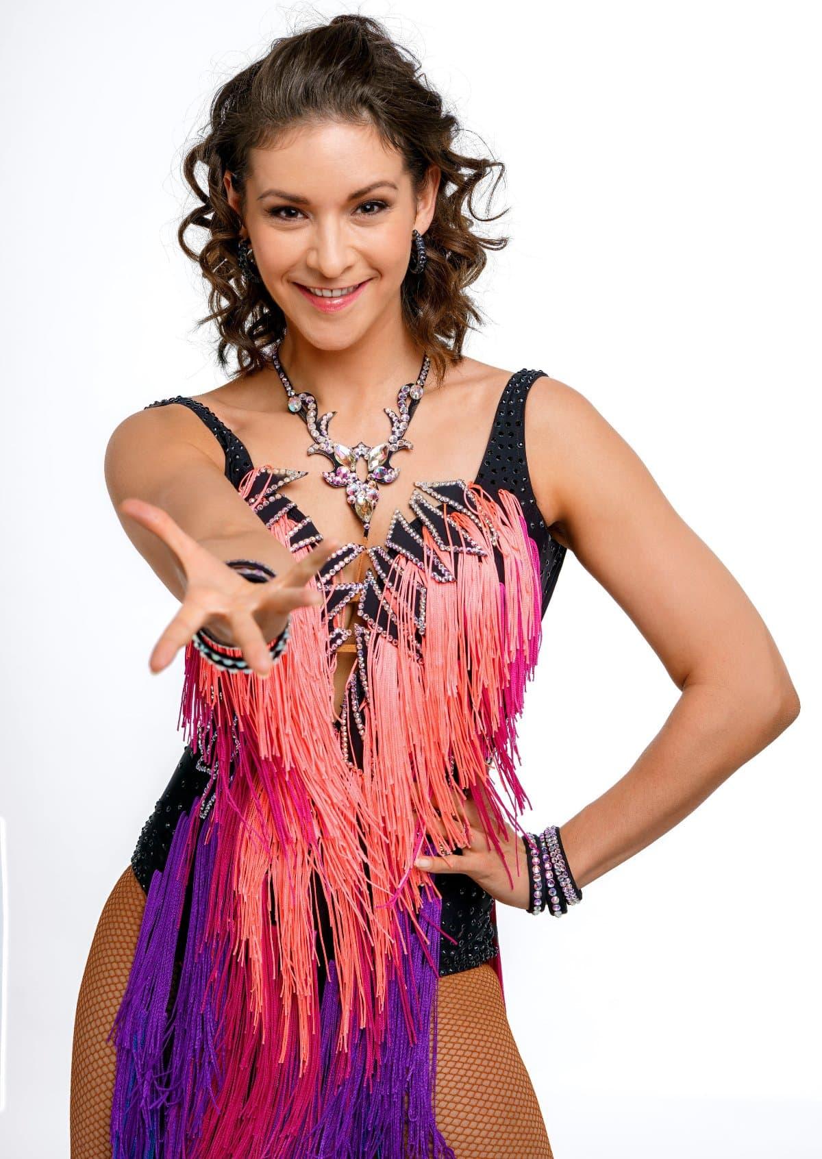 Alexandra Scheriau als Profitänzerin bei den Dancing Stars 2019
